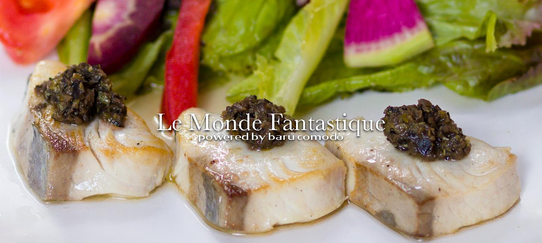 「お魚にも、お肉にも、パンにも相性良し!万能タプナードソース。」のアイキャッチ画像