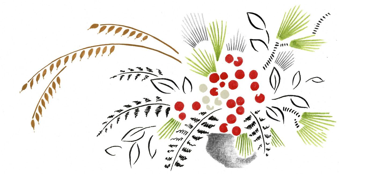 「お正月飾り。飾る楽しさを、作る楽しみと共に。」のアイキャッチ画像