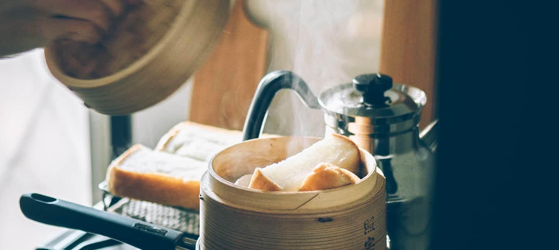 「料理下手な男、蒸籠をちょっと使う。」のアイキャッチ画像