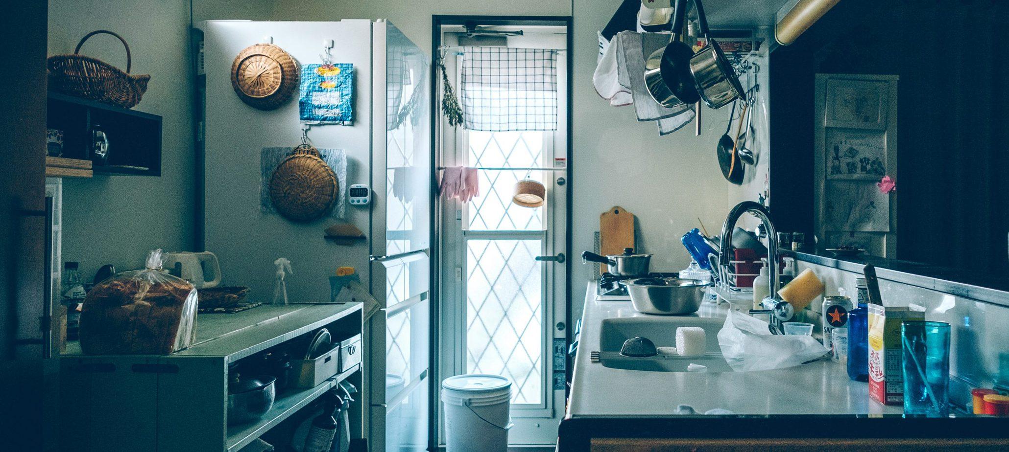 「料理下手な男、キッチンを改装する。〜前編〜」のアイキャッチ画像